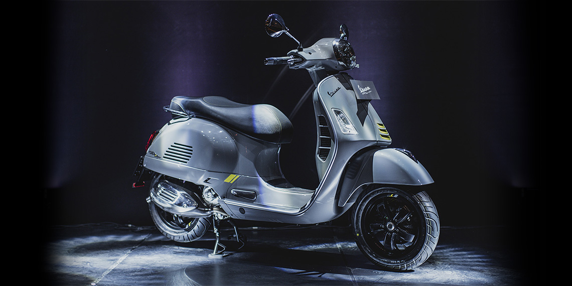 Vespa GTS Super Tech 300, The Most Advanced Vespa  Ever, is now available in Indonesia