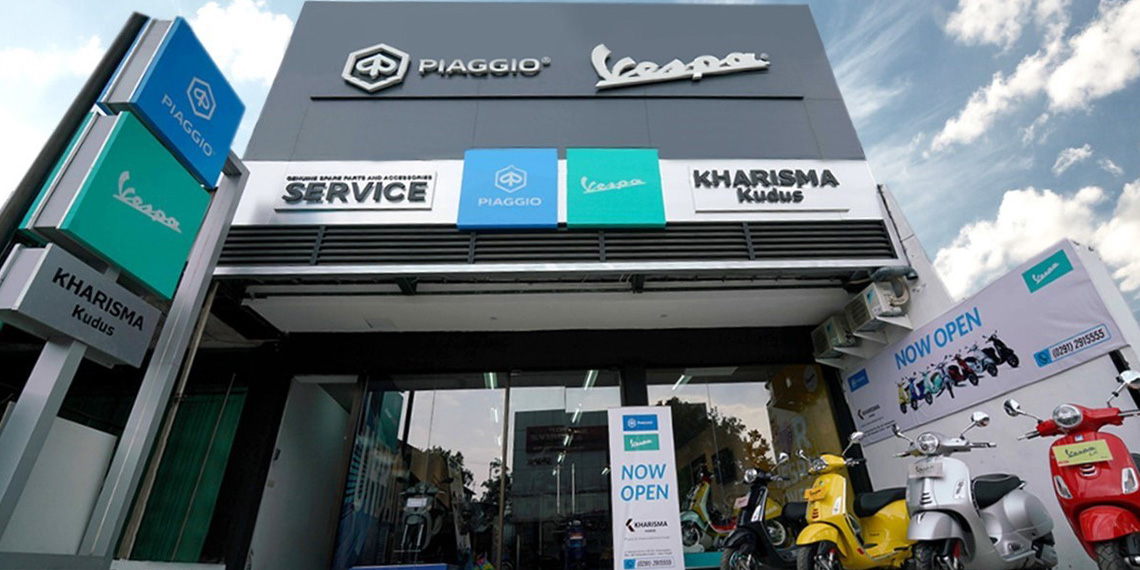 PT Piaggio Indonesia Grows its Presence in Central Java through a New Dealership Opening in Kudus